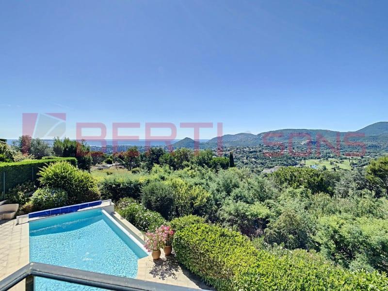Sale house / villa Mandelieu la napoule 1300000€ - Picture 2