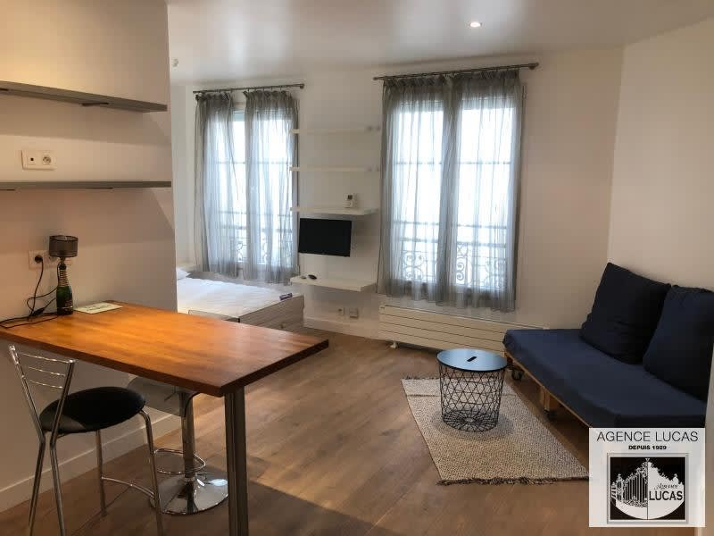 Rental apartment Paris 3ème 1 190€ CC - Picture 1