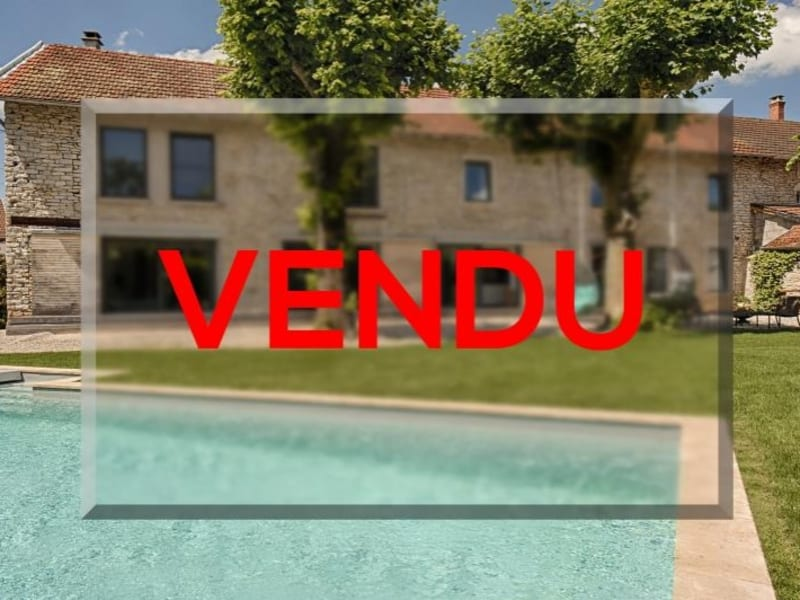 Vente maison / villa Bourgoin jallieu 690 000€ - Photo 1