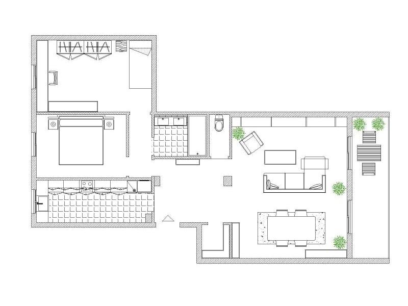 Vendita appartamento Paris 6ème 1630000€ - Fotografia 3