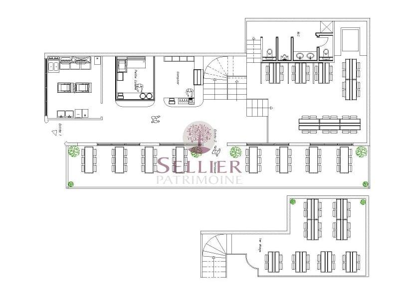 Commercial property sale shop Paris 1er 500000€ - Picture 11