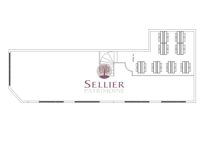 Commercial property sale shop Paris 1er 500000€ - Picture 13