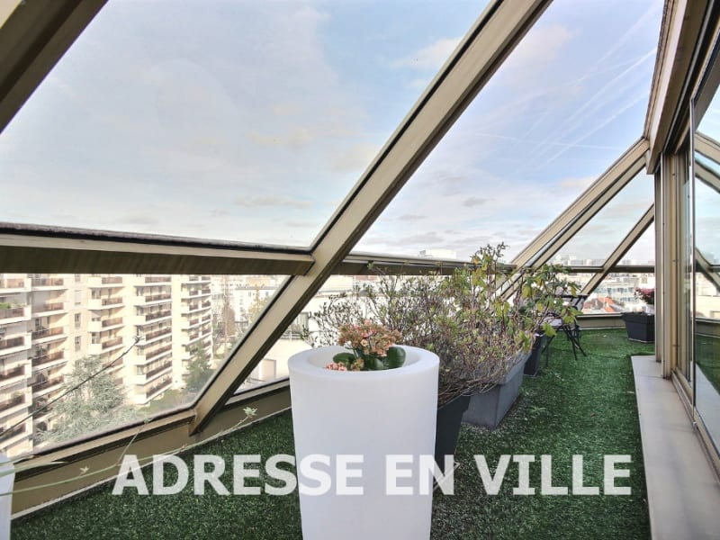 Sale apartment Levallois perret 298000€ - Picture 1