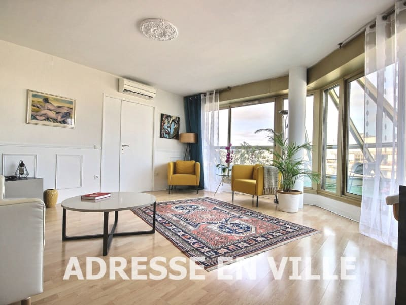 Sale apartment Levallois perret 298000€ - Picture 2