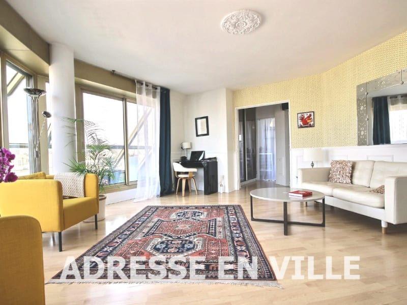 Sale apartment Levallois perret 298000€ - Picture 3