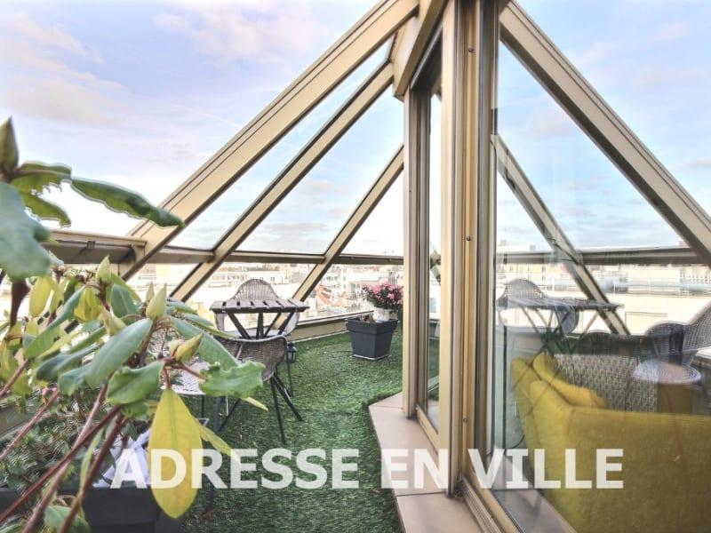 Sale apartment Levallois perret 298000€ - Picture 5