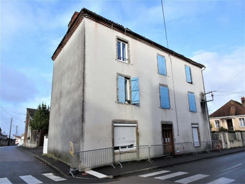 Vente immeuble Bellac 66 000€ - Photo 1