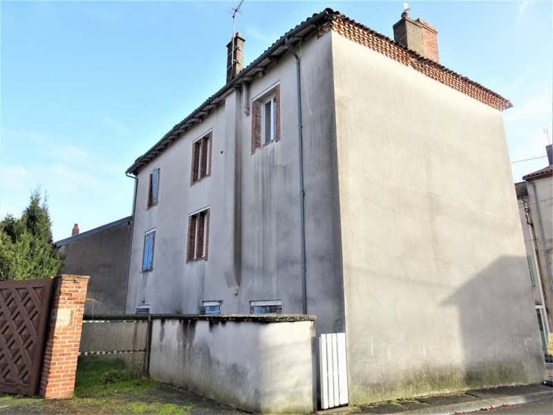 Vente immeuble Bellac 66 000€ - Photo 2