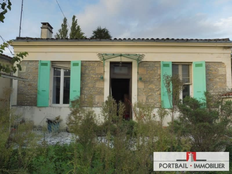 Sale house / villa Blaye 97000€ - Picture 1