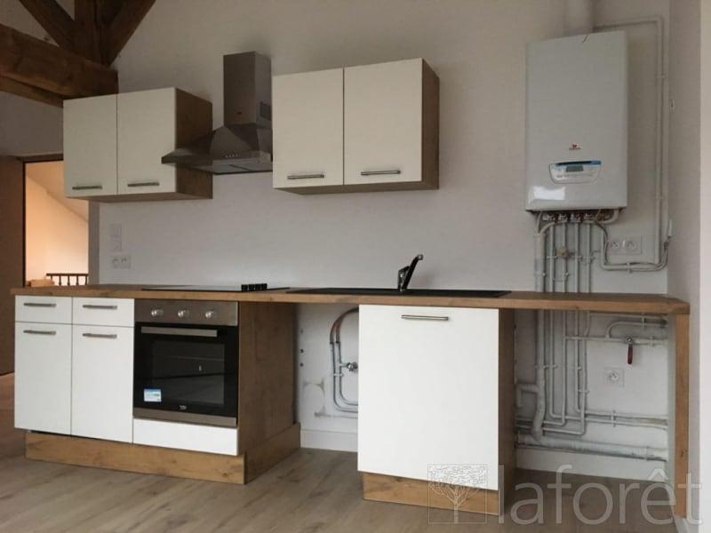 Rental apartment Bourgoin jallieu 530€ CC - Picture 1