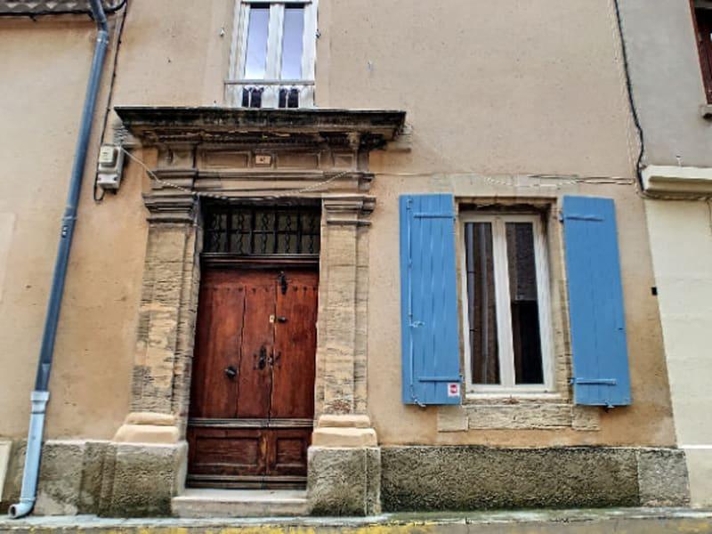 Vente maison / villa Caromb 127000€ - Photo 2