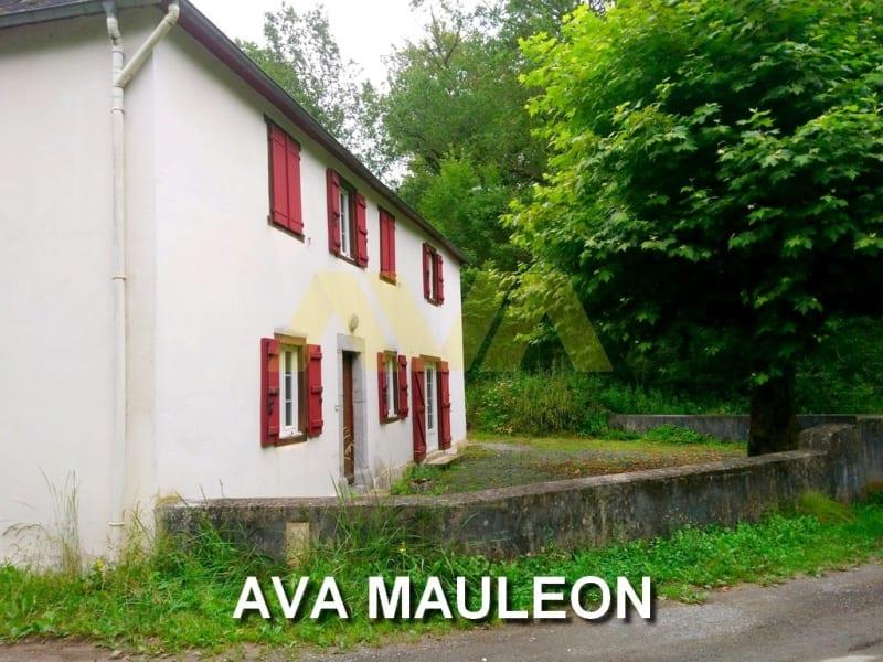 Vente maison / villa Mauléon-licharre 108000€ - Photo 1