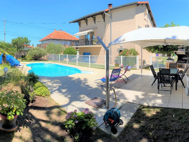 Vente maison / villa Jonage 579000€ - Photo 1
