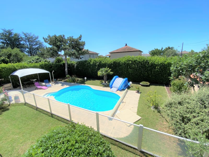 Vente maison / villa Jonage 579000€ - Photo 2