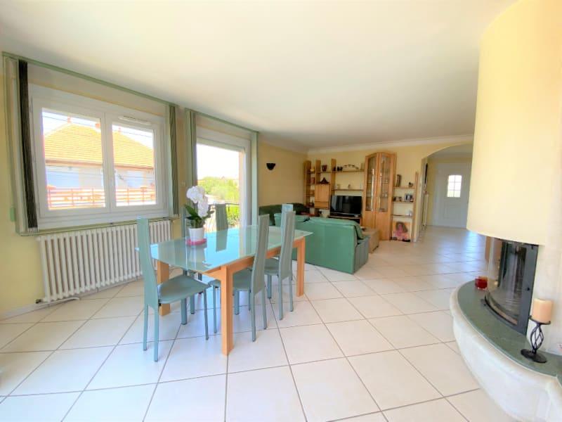Vente maison / villa Jonage 579000€ - Photo 4