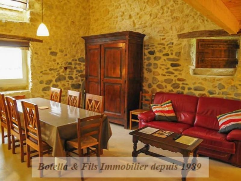 Vente de prestige maison / villa Vallon pont d arc 1 562 000€ - Photo 11