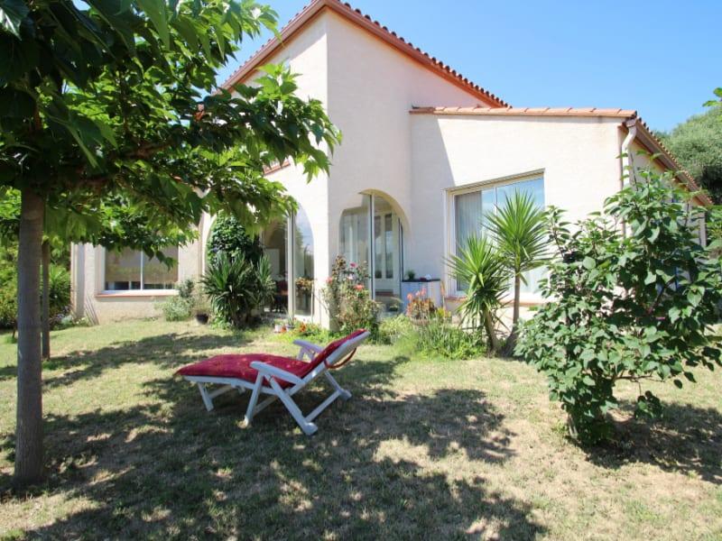 Vente maison / villa Villeneuve de la raho 451500€ - Photo 1