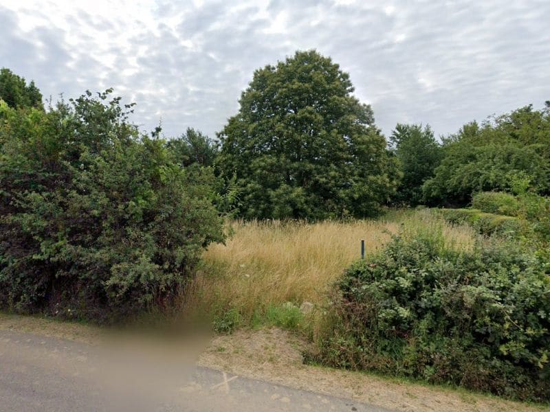 Sale site Feugeres 19500€ - Picture 1