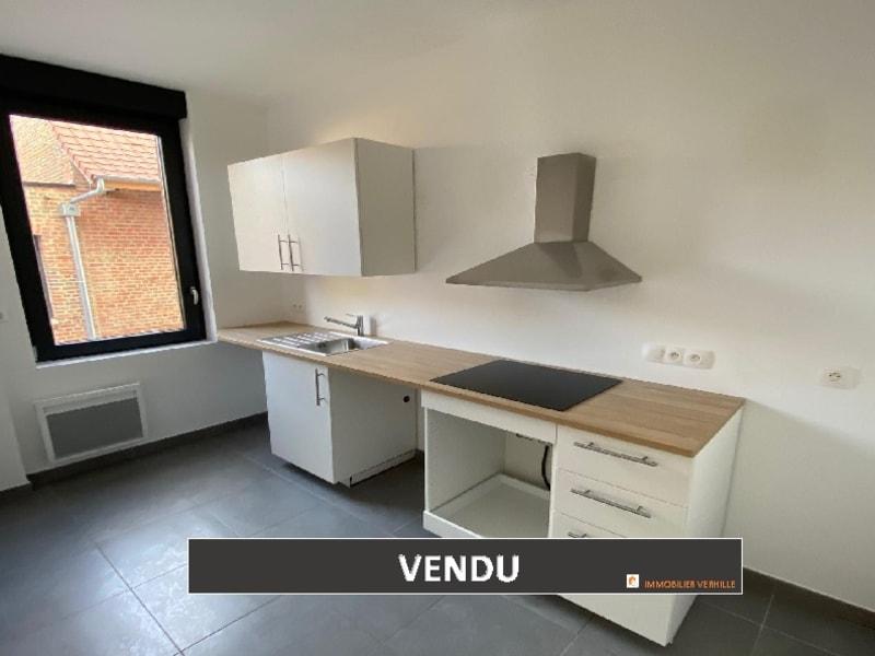 Sale apartment Fleurbaix 102000€ - Picture 1