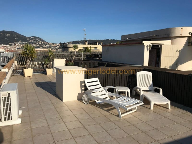 Life annuity apartment Nice 220000€ - Picture 2