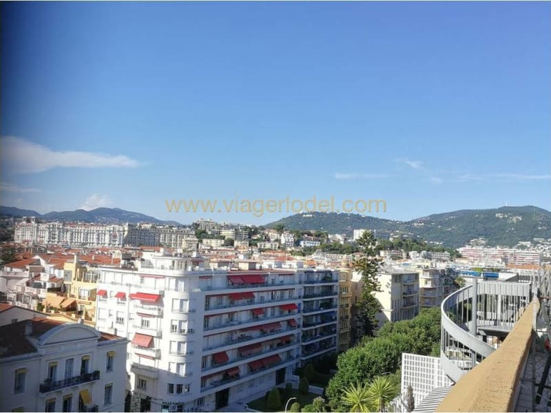 Life annuity apartment Nice 220000€ - Picture 7