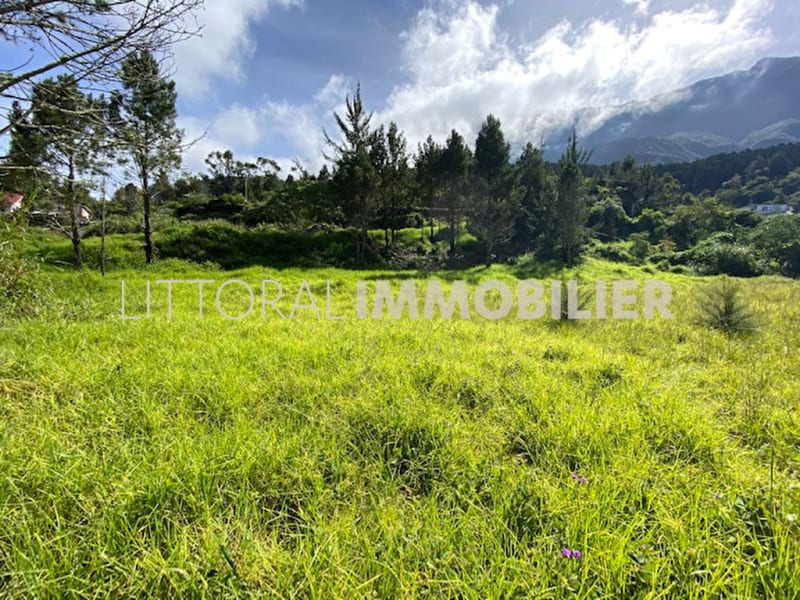 Venta  terreno Cilaos 55000€ - Fotografía 2