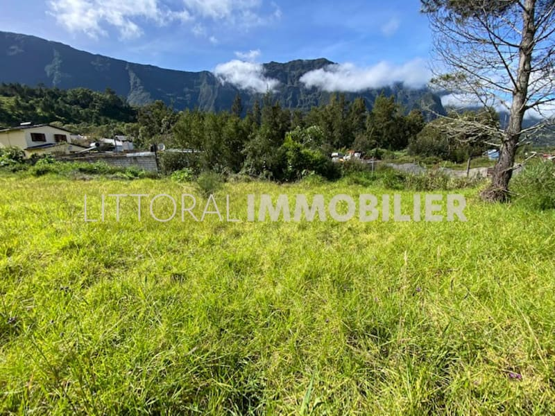Vente terrain Cilaos 55000€ - Photo 6