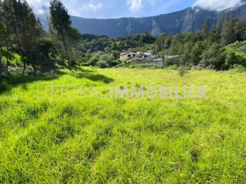 Vente terrain Cilaos 55000€ - Photo 8