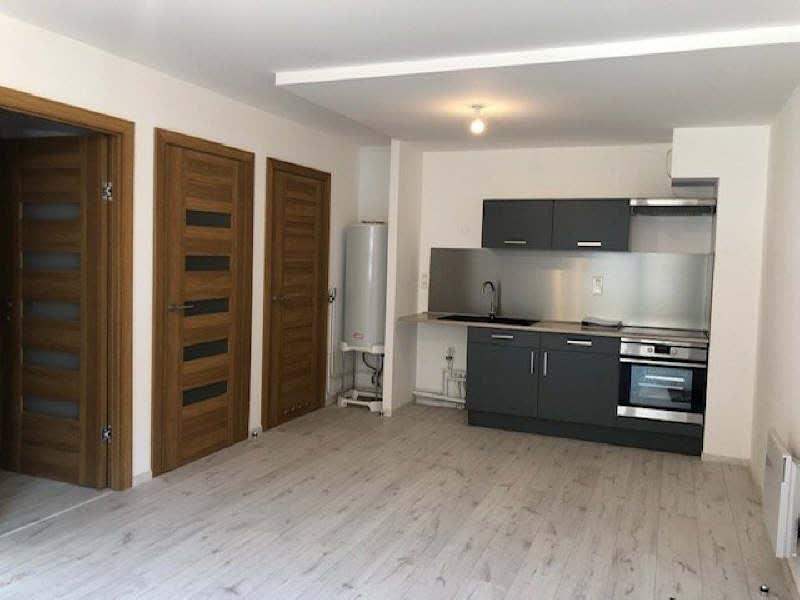 Rental apartment St laurent blangy 550€ CC - Picture 1