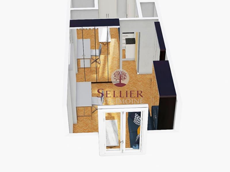 Verkauf wohnung Paris 4ème 496000€ - Fotografie 15