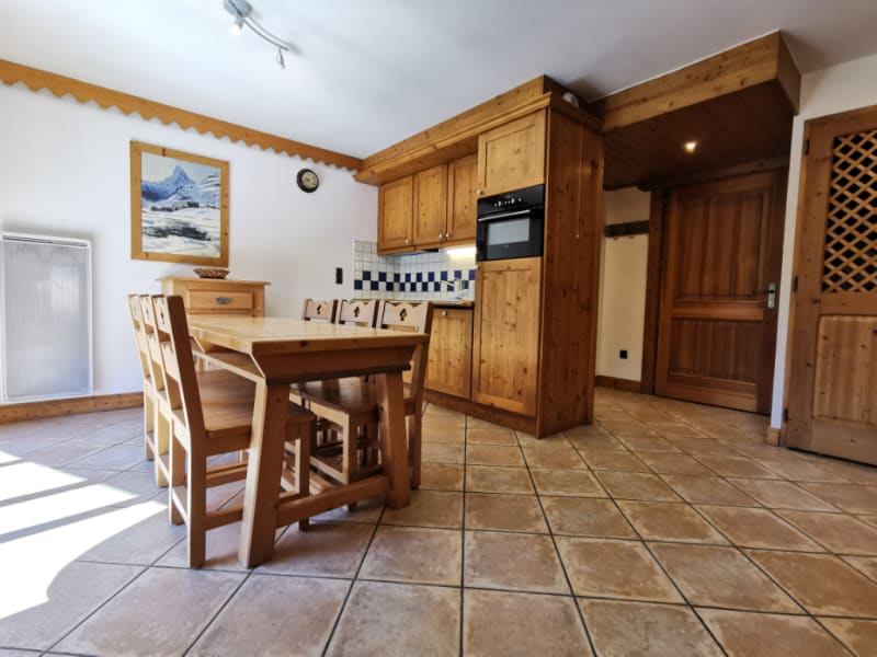 Sale apartment Les houches 300 000€ - Picture 2