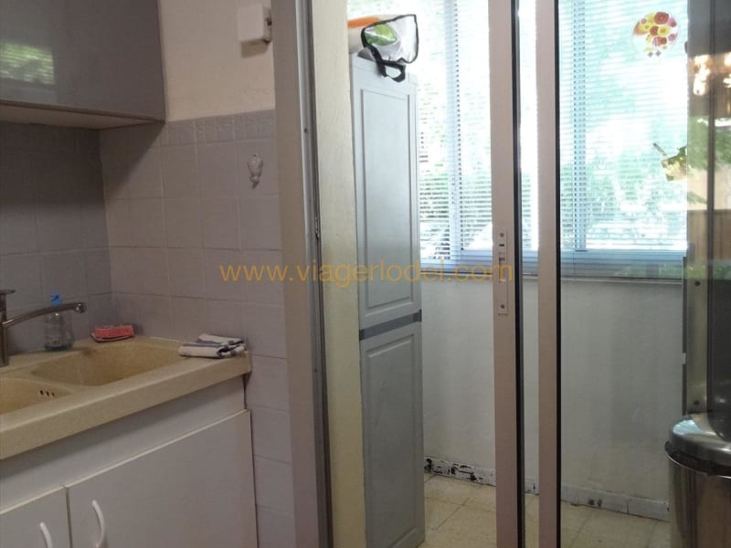 Life annuity apartment Nîmes 58 000€ - Picture 6