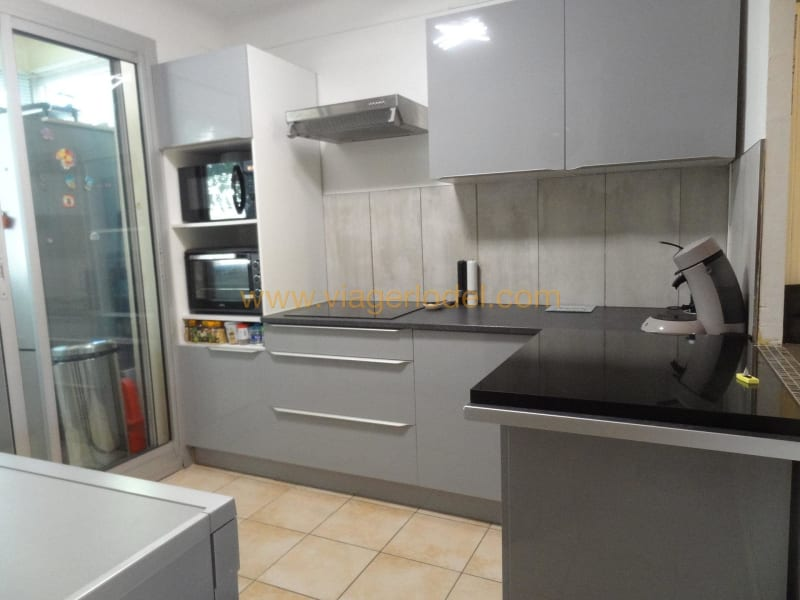 Life annuity apartment Nîmes 58 000€ - Picture 3