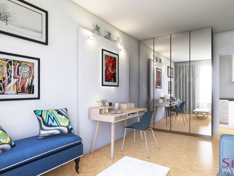 Vente appartement Paris 4ème 496 000€ - Photo 1