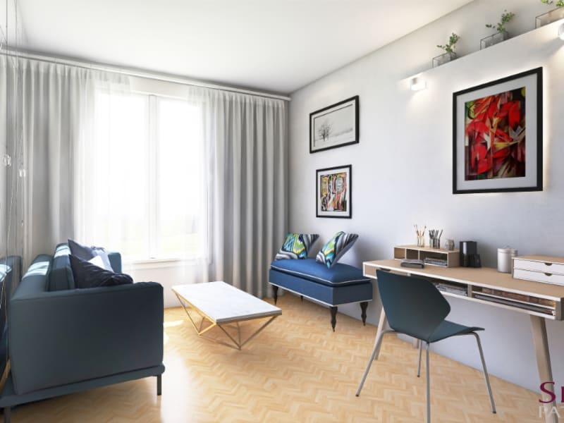 Vente appartement Paris 4ème 496 000€ - Photo 2