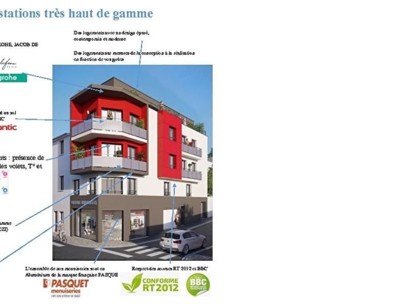 Appartement 3 pièce(s) 71m2 Rouen