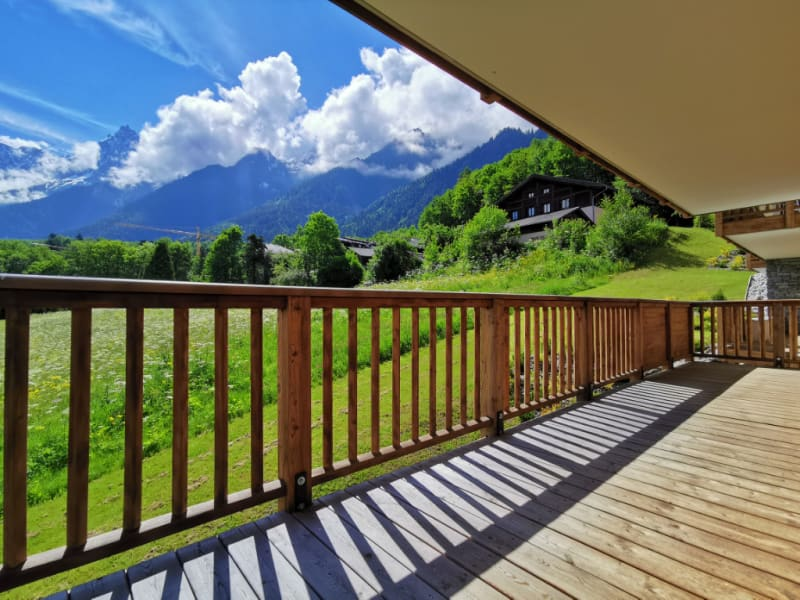 Sale apartment Les houches 320 000€ - Picture 8