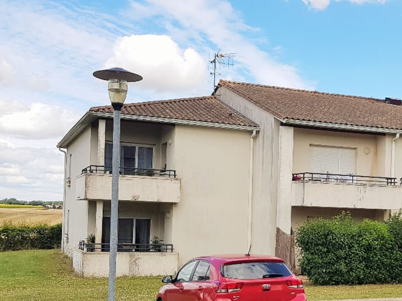 Sale apartment Chauray 79900€ - Picture 3