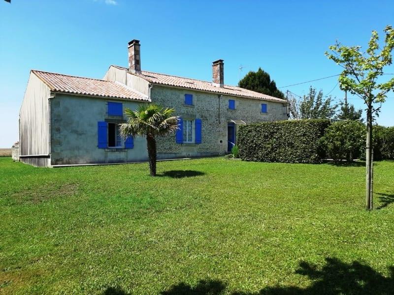 Vente maison / villa Maillezais 242000€ - Photo 1