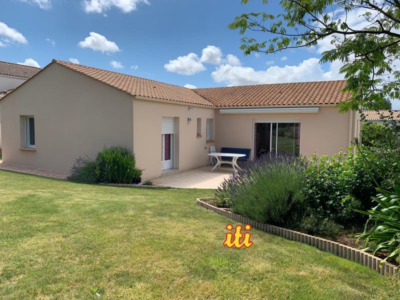 Vente maison / villa Chateau d'olonne 409500€ - Photo 1