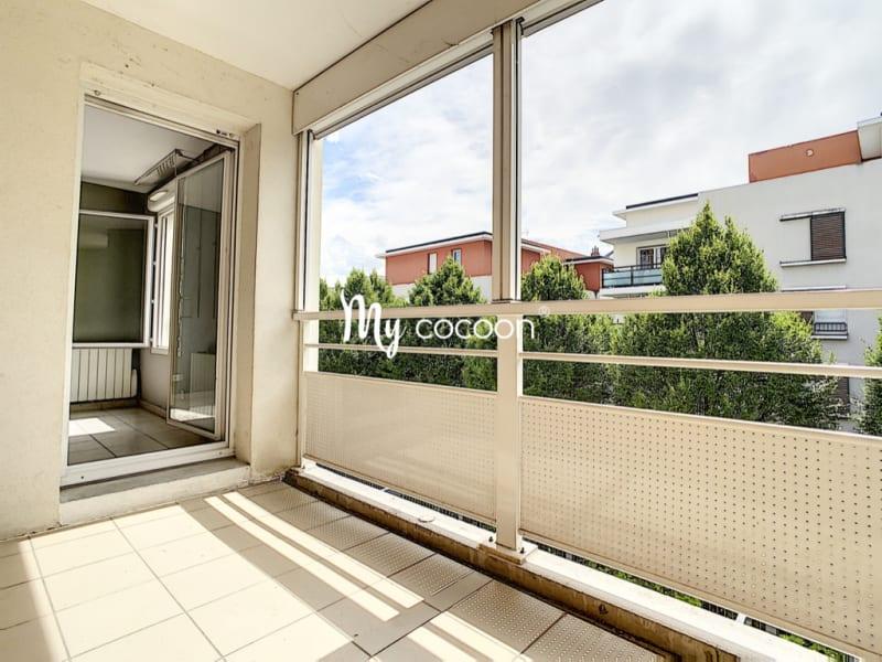 Appartement 4 pièces(s) de 89 m² - Balcons - Garage - Métro