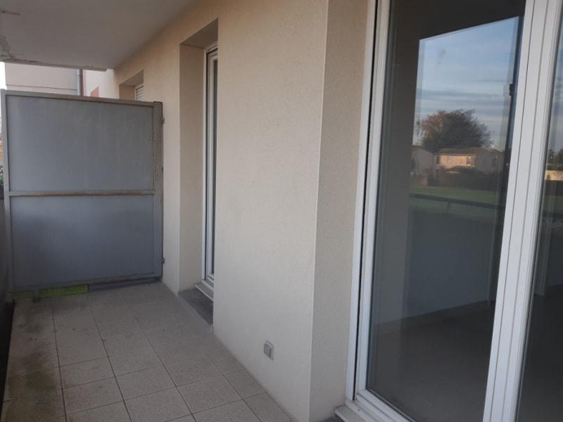 Rental apartment Beauzelle 552€ CC - Picture 1