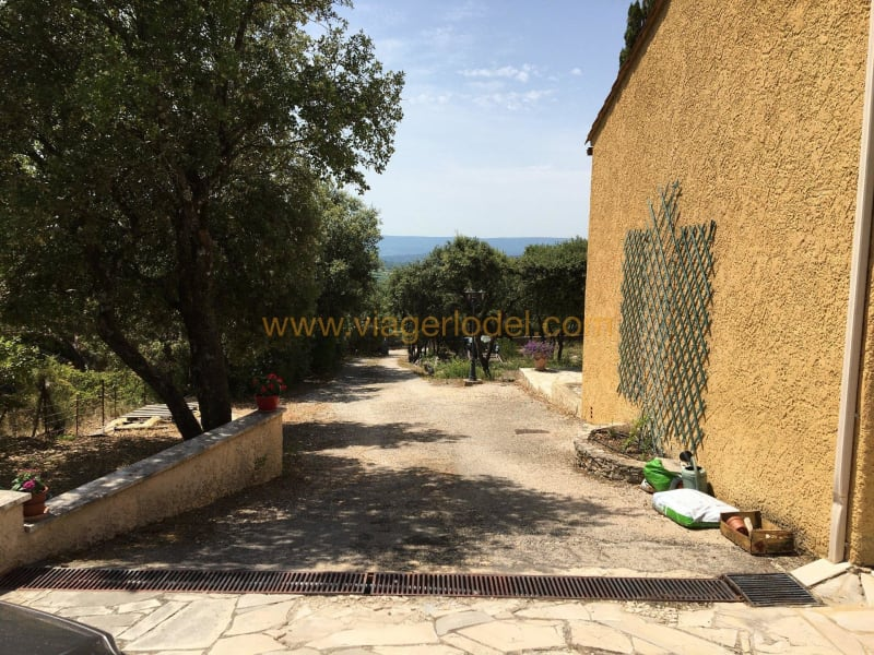 Life annuity house / villa Saint-saturnin-lès-apt 125000€ - Picture 4