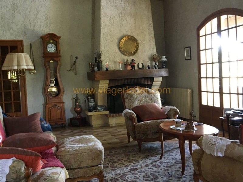 Life annuity house / villa Saint-saturnin-lès-apt 125000€ - Picture 9