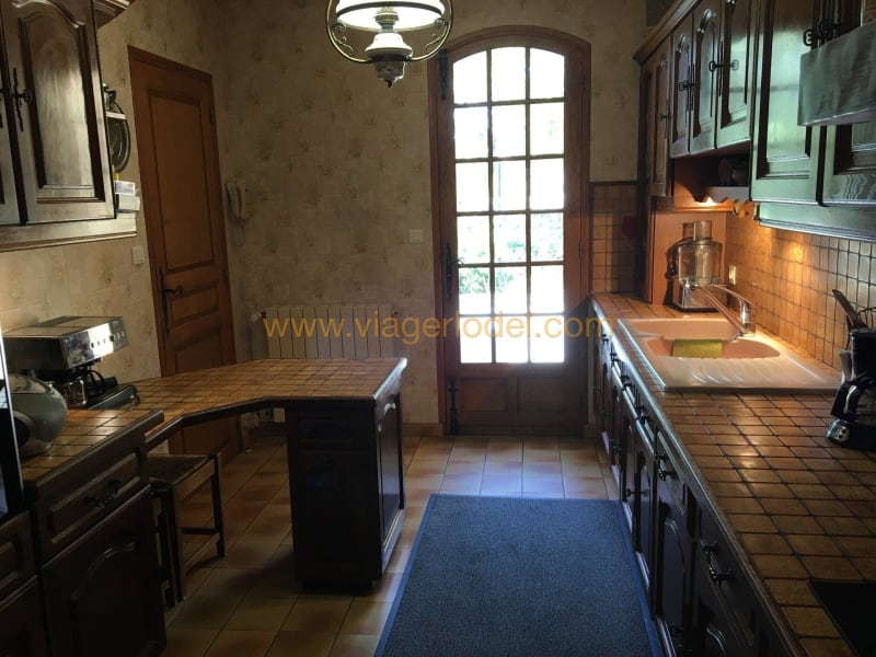 Life annuity house / villa Saint-saturnin-lès-apt 125000€ - Picture 7