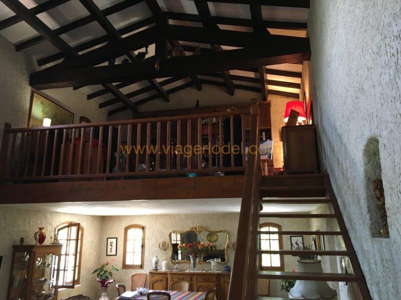 Life annuity house / villa Saint-saturnin-lès-apt 125000€ - Picture 8