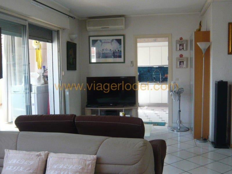 Life annuity apartment Toulon 47 000€ - Picture 2