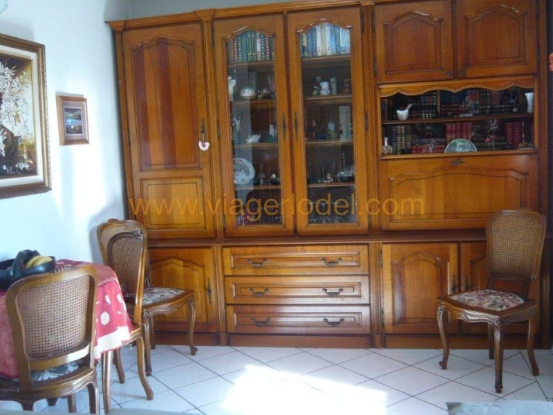 Life annuity apartment Toulon 42 500€ - Picture 3