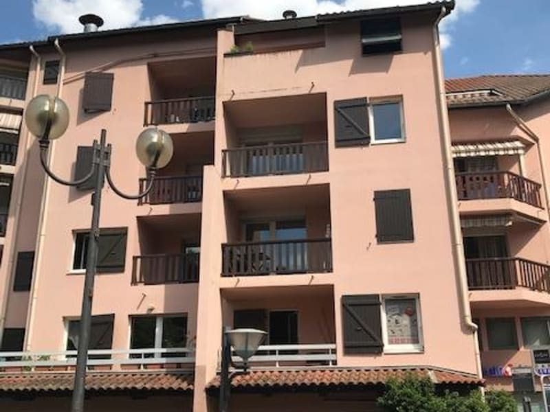 Sale apartment Charbonnieres les bains 205000€ - Picture 7