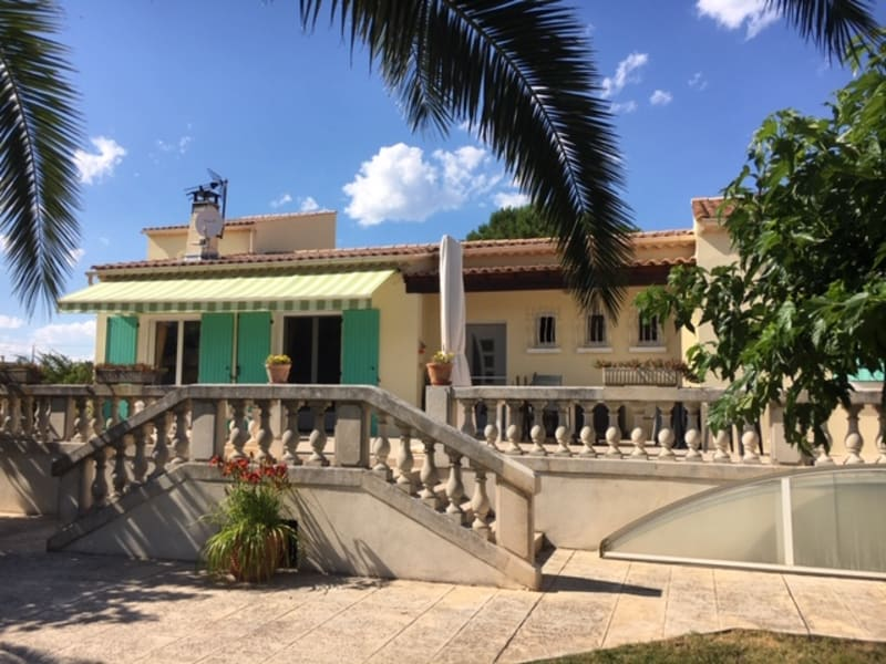 Vente maison / villa Redessan 462000€ - Photo 1